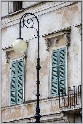 Mittagsruhe / Mantova - Italien - © Helga Jaramillo Arenas - Fotografie und Poesie / Juni 2018