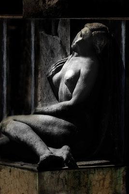 Gänzlich erschöpft - © Helga Jaramillo Arenas - Fotografie und Poesie / Juni 2018