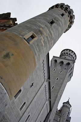 Märchenträume eines Königs (3) / Hohenschwangau - © Helga Jaramillo Arenas - Fotografie und Poesie / April 2012