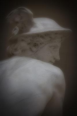 Der Götterbote - © Helga Jaramillo Arenas - Fotografie und Poesie / Juli 2019
