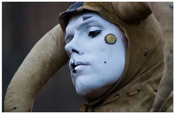 Das Rätsel ist gelöst - © Helga Jaramillo Arenas - Fotografie und Poesie / Dezember 2011