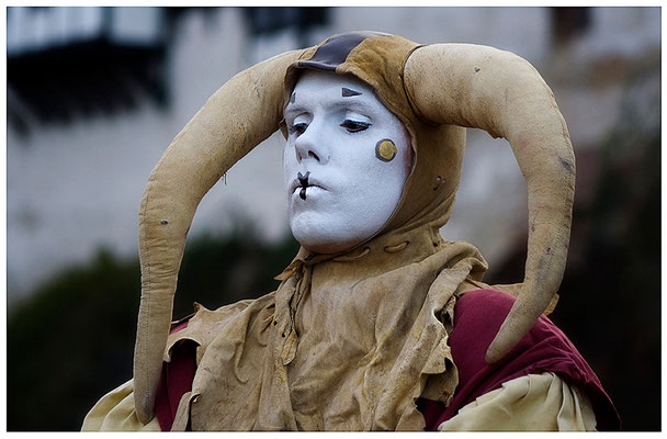 ...und macht sich seinen Reim - © Helga Jaramillo Arenas - Fotografie und Poesie / Dezember 2011