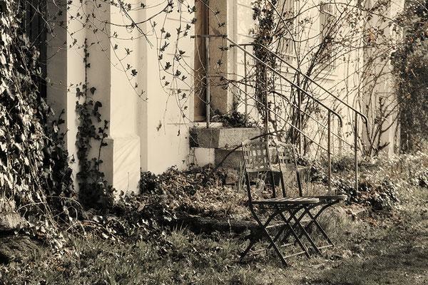 Die Gartensaisson ist eröffnet - © Helga Jaramillo Arenas - Fotografie und Poesie / April 2017