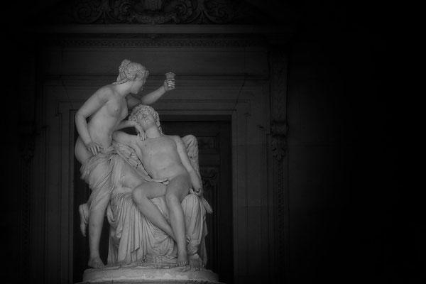 Die unheilvolle Liebe von Amor und Psyche - © Helga Jaramillo Arenas - Fotografie und Poesie / November 2015