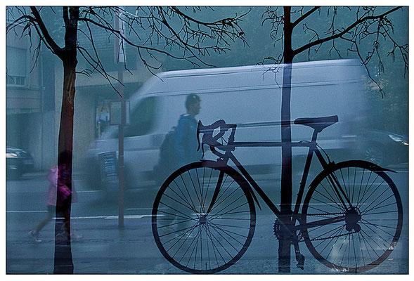 Geschichte vom Rad (2) - © Helga Jaramillo Arenas - Fotografie und Poesie / April 2013