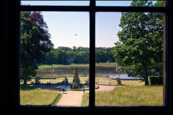 Zu Gast im Schloß / Schloß Seehof Memmelsdorf - © Helga Jaramillo Arenas - Fotografie und Poesie / Juni 2015