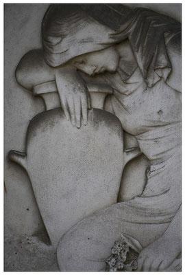 Die Stille der Trauer - © Helga Jaramillo Arenas - Fotografie und Poesie / Januar 2012