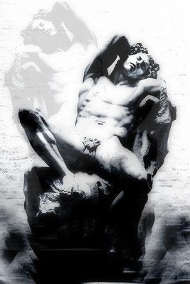 Entschwunden seiner Selbst - © Helga Jaramillo Arenas - Fotografie und Poesie  / Juli 2015