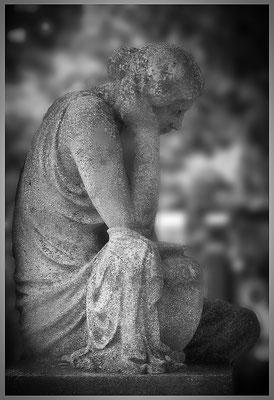 Nachdenklichkeit - © Helga Jaramillo Arenas - Fotografie und Poesie / November 2011