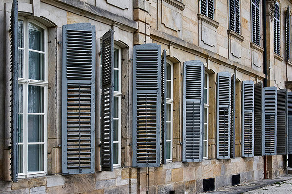 Heute geöffnet / Neues Schloß, Bayreuth - © Helga Jaramillo Arenas - Fotografie und Poesie / April 2012