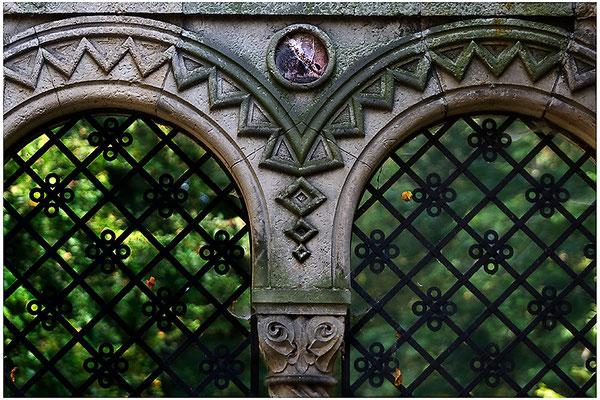 Versperrte Blicke- © Helga Jaramillo Arenas - Fotografie und Poesie / Juni 2012