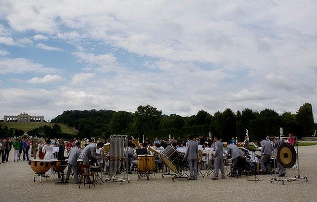Das Konzert (5) - © Helga Jaramillo Arenas - Fotografie und Poesie / August 2011