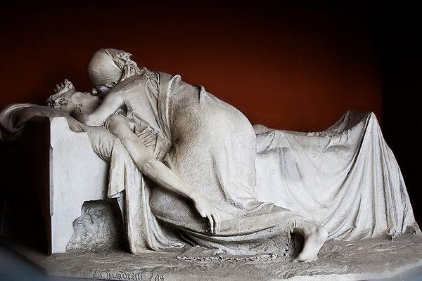 Die Schwere des Abschieds (3) - © Helga Jaramillo Arenas - Fotografie und Poesie / Mai 2013