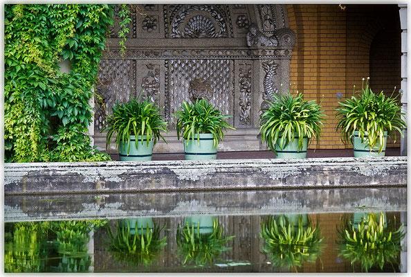 Schönheit von Sanssouci / Potsdam - © Helga Jaramillo Arenas - Fotografie und Poesie / Juli 2013