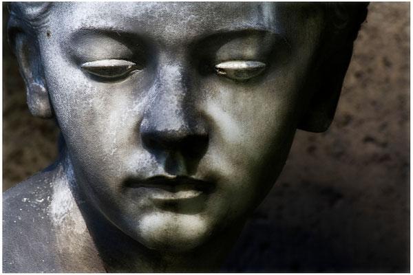 Und kann den Blick nicht von Dir wenden - © Helga Jaramillo Arenas - Fotografie und Poesie  / Oktober 2012