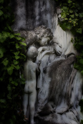 Den Abschied nicht verstehen können - © Helga Jaramillo Arenas - Fotografie und Poesie / August 2017