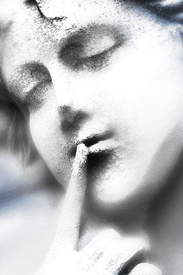 Schweigen dürfen (1) - © Helga Jaramillo Arenas - Fotografie und Poesie / Januar 2016