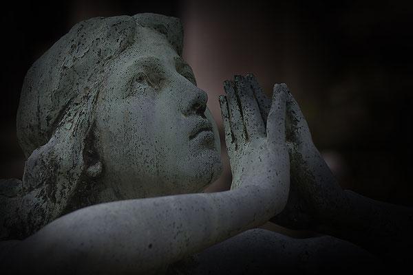 Stille Bitte - © Helga Jaramillo Arenas - Fotografie und Poesie / Dezember 2014