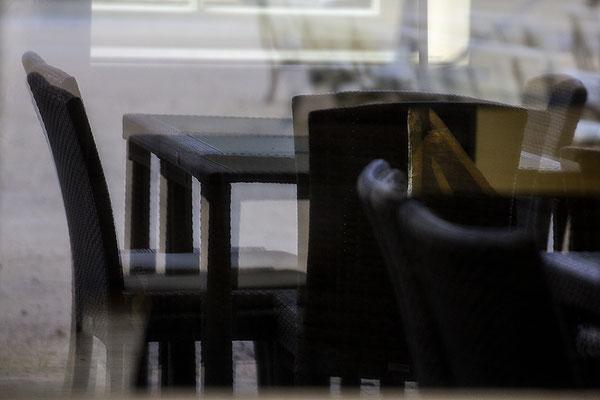 Fensterblick - © Helga Jaramillo Arenas - Fotografie und Poesie / Februar 2018