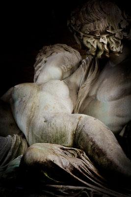 Die Hingabe von Acis und Galatea - © Helga Jaramillo Arenas - Fotografie und Poesie / November 2015