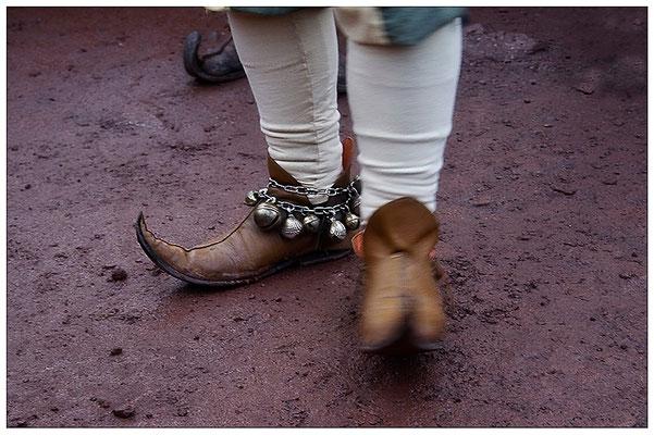 Die Ungeduld des Gauklers - © Helga Jaramillo Arenas - Fotografie und Poesie / Dezember 2011