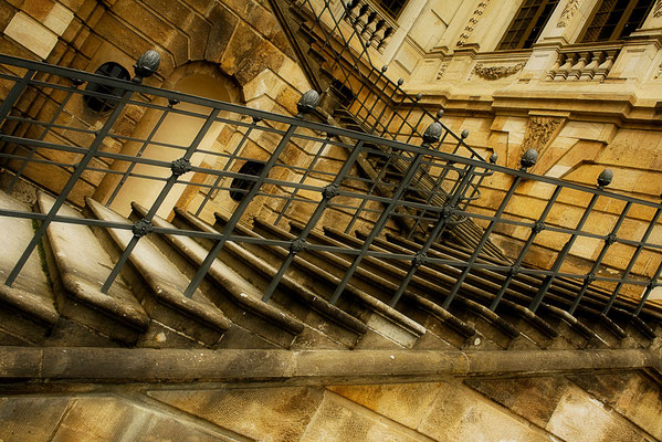 Aufgänge - © Helga Jaramillo Arenas - Fotografie und Poesie / Februar 2011