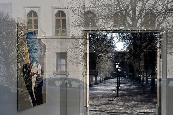Eingeblendet - © Helga Jaramillo Arenas - Fotografie und Poesie / April 2012