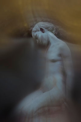 Das Mädchen im Traum - © Helga Jaramillo Arenas - Fotografie und Poesie / Januar 2015