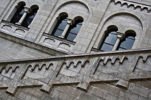 Märchenträume eines Königs (1) / Hohenschwangau - © Helga Jaramillo Arenas - Fotografie und Poesie / April 2012
