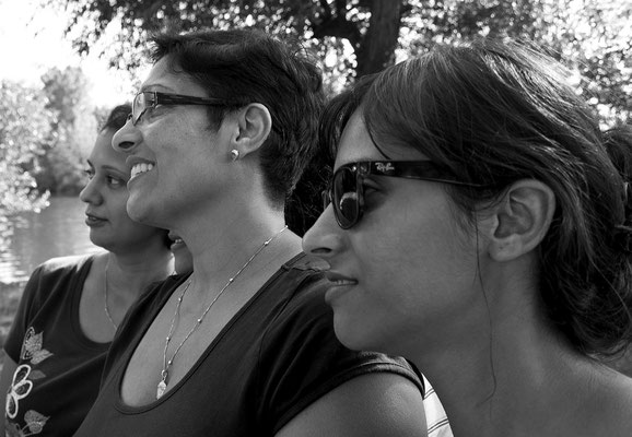 Drei Frauen?  - © Helga Jaramillo Arenas - Fotografie und Poesie / September 2010