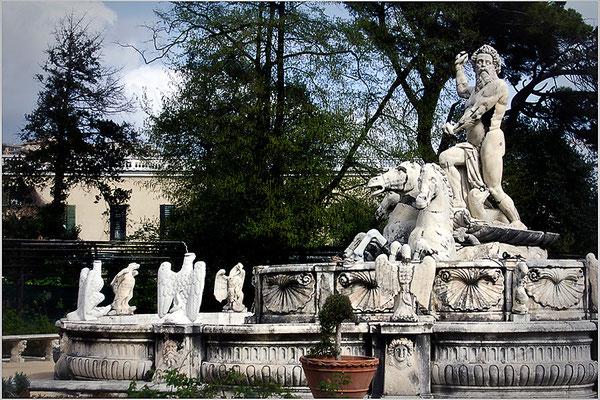 Villa Principe (3) / Genua - © Helga Jaramillo Arenas - Fotografie und Poesie / Juni 2014