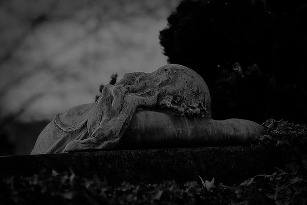 Einsamkeit - © Helga Jaramillo Arenas - Fotografie und Poesie / Mai 2015