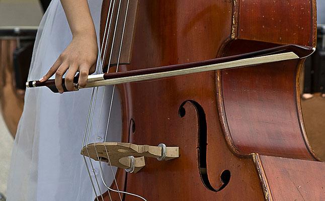 Das Konzert (4) - © Helga Jaramillo Arenas - Fotografie und Poesie / August 2011