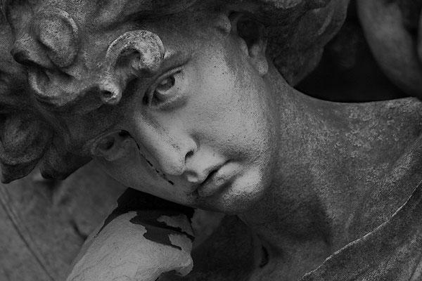 Der Blick des Engels - © Helga Jaramillo Arenas - Fotografie und Poesie / April 2013
