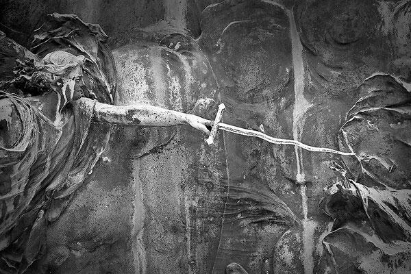 Kampfeslust in himmlischen Sphären (8) - © Helga Jaramillo Arenas - Fotografie und Poesie / September 2013