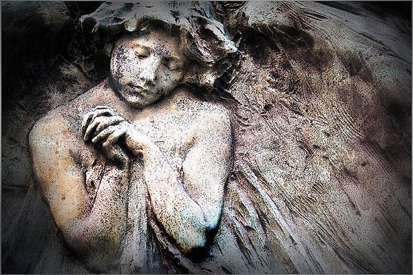 Traum im Gesicht - © Helga Jaramillo Arenas - Fotografie und Poesie / Januar 2014