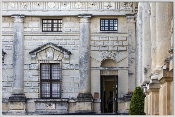 Palazzo Té / Mantova - Italien - © Helga Jaramillo Arenas - Fotografie und Poesie / Juni 2018