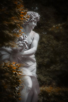 Herbst (2) - © Helga Jaramillo Arenas - Fotografie und Poesie / April 2018