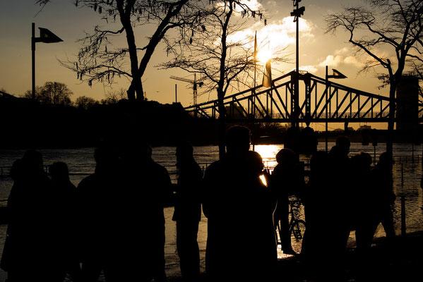 Die Stadt im Wasser (3) - © Helga Jaramillo Arenas - Fotografie und Poesie / Januar 2011
