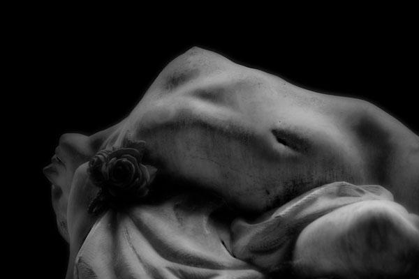 Den Widerstand verloren - © Helga Jaramillo Arenas - Fotografie und Poesie / Februar 2015