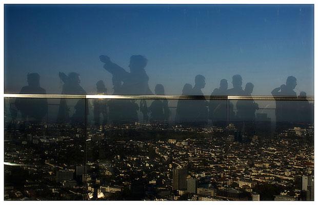 Stadtansichten - © Helga Jaramillo Arenas - Fotografie und Poesie / November 2011