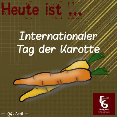 Internationaler Tag der Karotte
