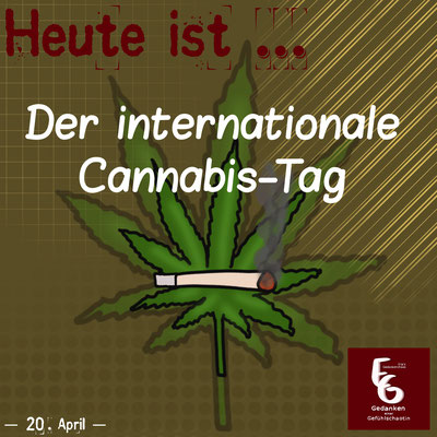 Der internationale Cannabis-Tag