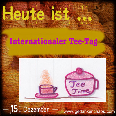 Internationaler Tee-Tag