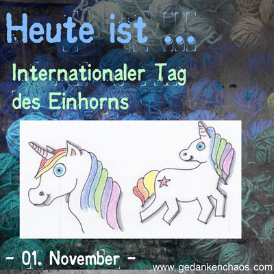 Internationaler Tag des Einhorns