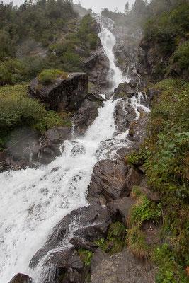 Wasserfall am Bodensee