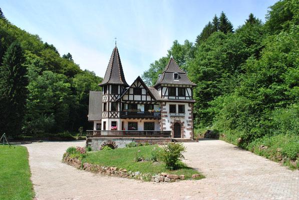 Saint Moulin de la Petite Pierre