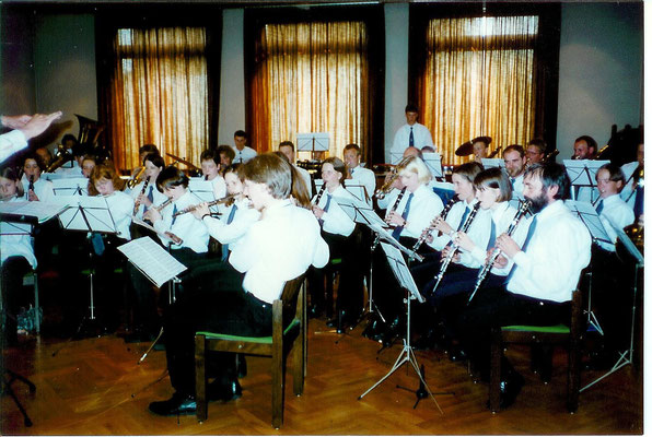 Landesmusikfest 1997 in Brilon - Generalprobe Wertungsspiel