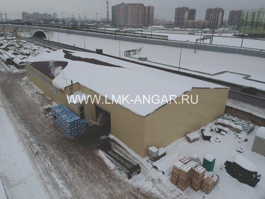 Утепленный склад эконом. Калининский район.