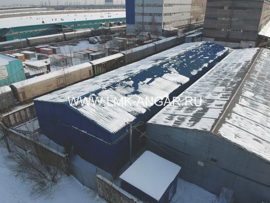 Холодный склад. Фрунзенский район.